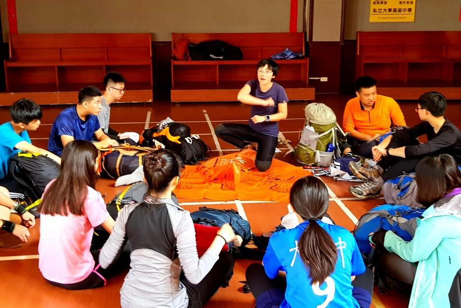 桃園私立大華中學重探索教育 新課綱多元發展邁向國際