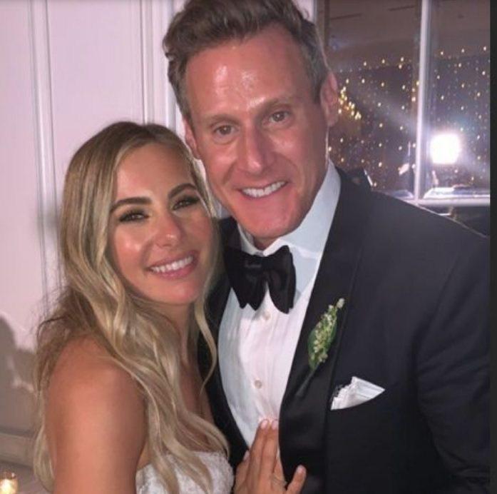 崔佛英格森早已另娶他人,和前妻不太有瓜葛。圖/摘自Instagram