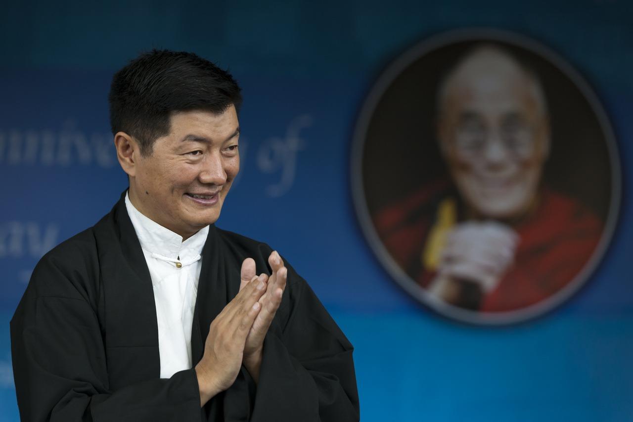 「歷史性的壯舉」60年首次 西藏流亡政府首長訪問白宮