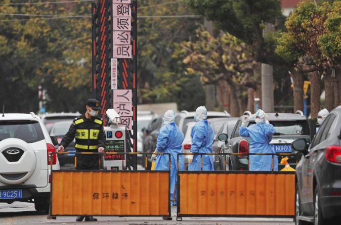 上海22日新增兩例新冠肺炎確診 為本土案例
