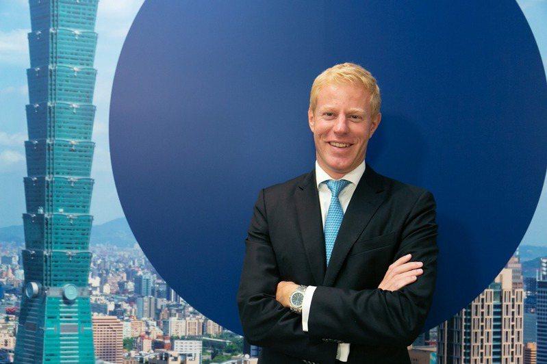 圖為施羅德亞洲多元資產投資主管Patrick Brenner。施羅德投資提供
