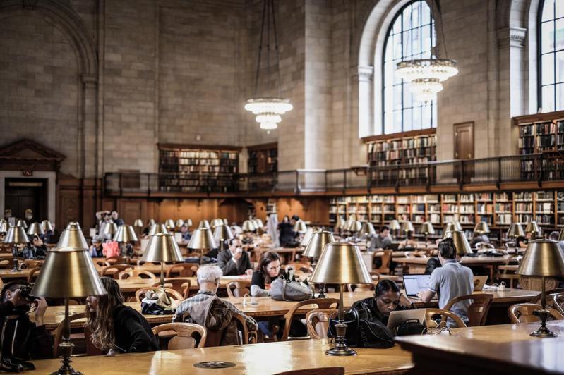 紐約公共圖書館(圖/Unsplash)