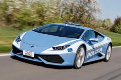 警車「藍寶堅尼」2小時狂飆500公里送移植器官 網讚:帥呆了