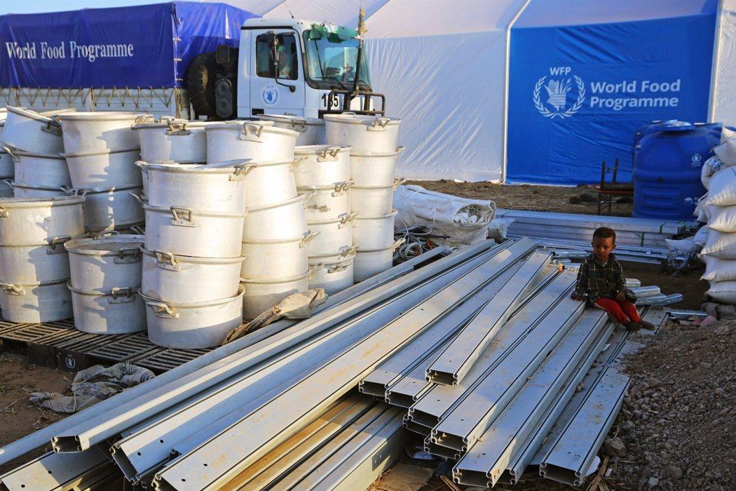 20日,UNICEF指出,因為戰事導致至少有230萬兒童受難急需救援,但因為無法...