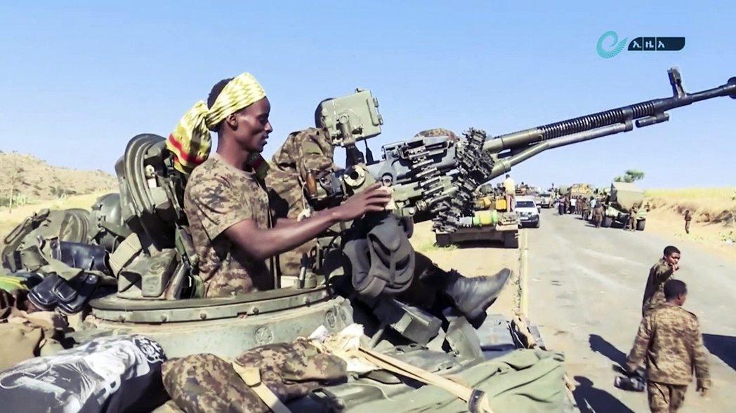 經歷近月的提格雷內戰,22日,衣索比亞總理阿比向提格雷人民解放陣線(TPLF)下...