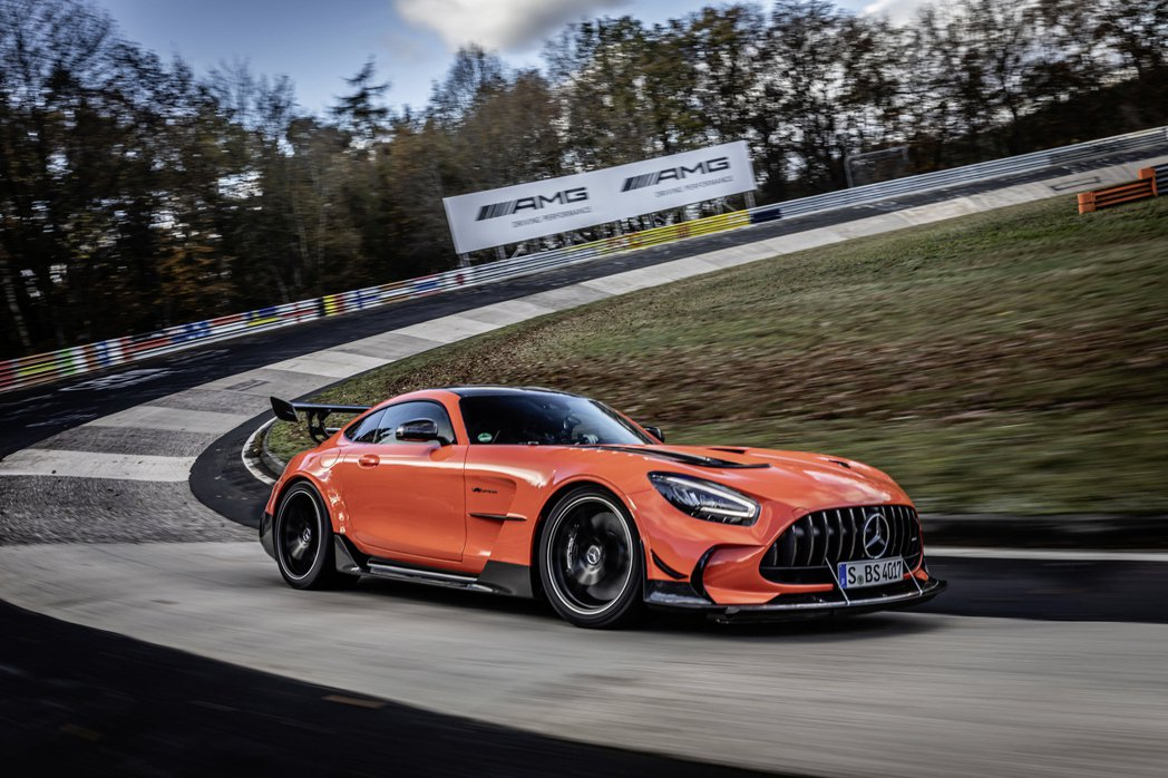 Mercedes-AMG GT Black Series。 圖/Mercedes...
