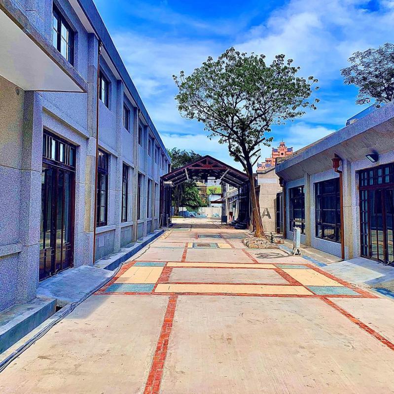 南港瓶蓋工廠保有完整日式建築,極具歷史價值。 圖/瓶蓋工廠台北製造所