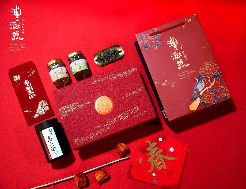 台灣茶王品牌-「澧瀜號」與百年燕窩-「燕王」攜手,共推年節禮盒,養生與美麗兼具,...