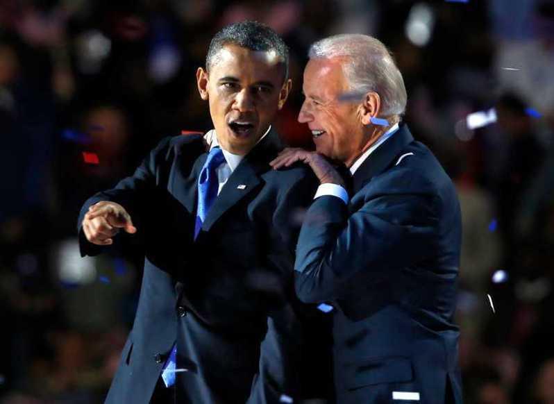 拜登的執政風格是否會沿襲歐巴馬時代的作風,外界議論紛紛(photo by thestate on google)