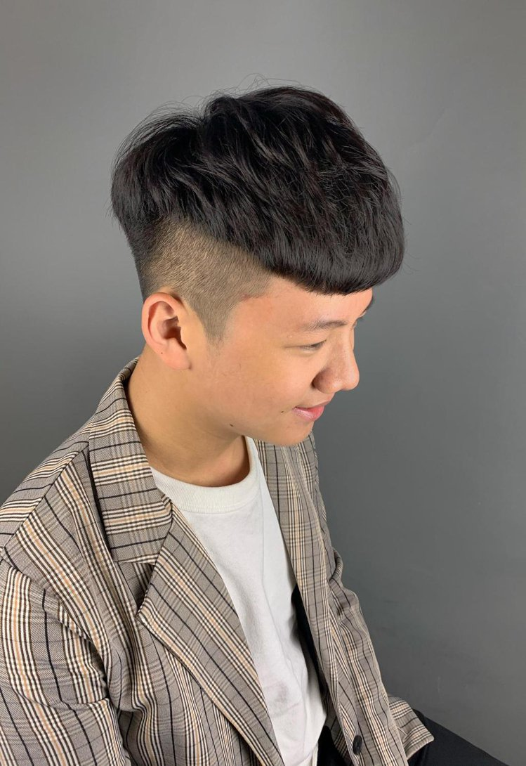 髮型創作/At26國際髮型沙龍 / Nic 大師,圖/StyleMap美配提供
