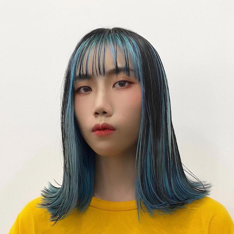 髮型創作/卡哇伊日系特殊漂染 / 漂髮之神小宇公主,圖/StyleMap美配提供
