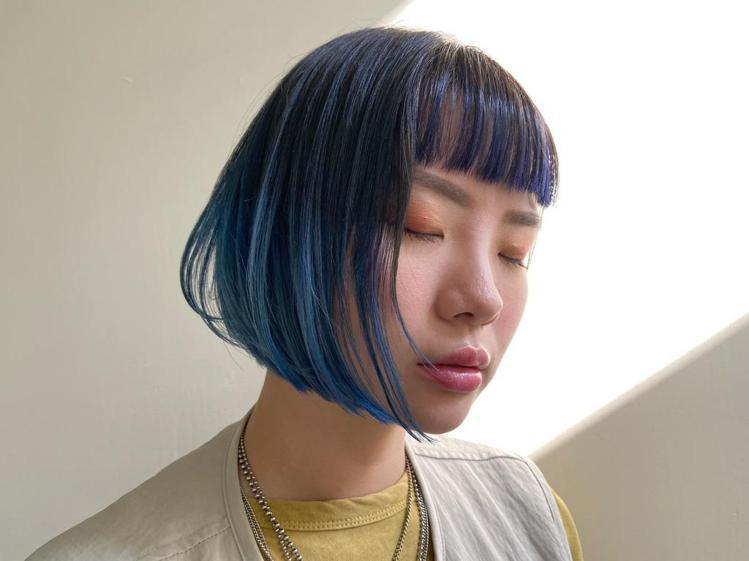 髮型創作/Hygge / Niki Zhan,圖/StyleMap美配提供