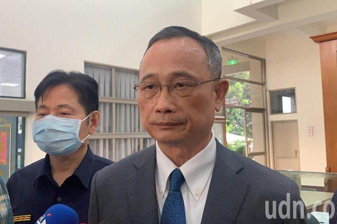 警政署長陳家欽。圖/聯合報系資料照片