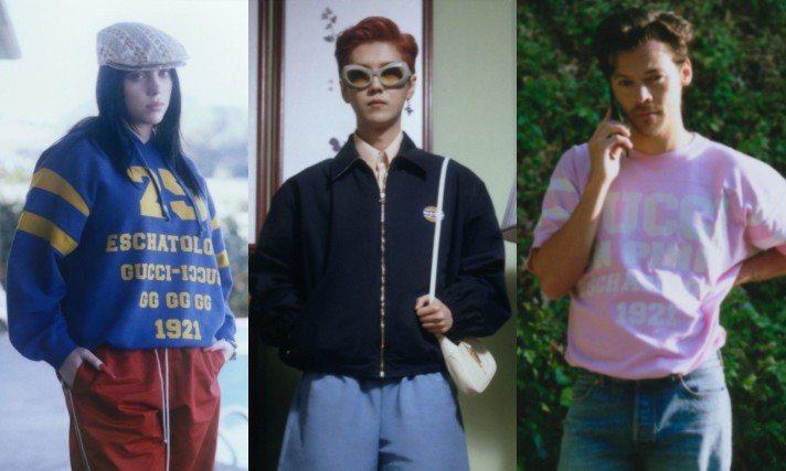 Gucci捨棄傳統的服裝秀模式,推出古馳盛宴(Gucci Fest)線上時裝影展,改採一連七集、一天一集的迷你劇集《OUVERTURE 無盡序曲》發表型態釋出全新同名時裝系列。圖/Gucci提供