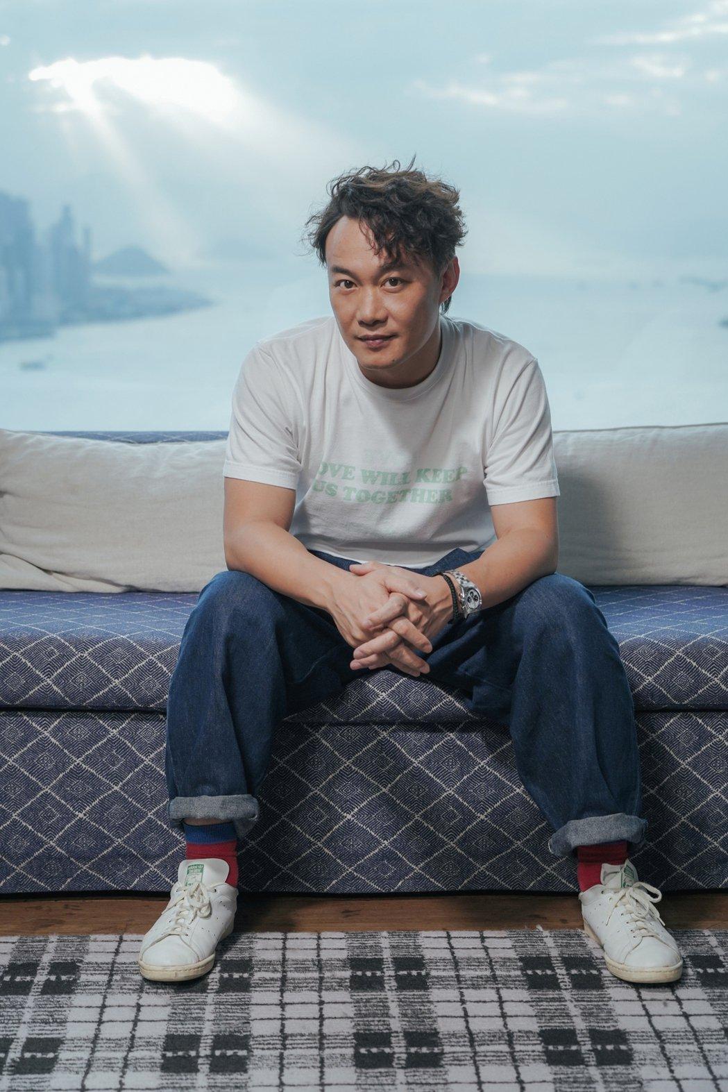 陳奕迅推出新歌「是但求其愛」。圖/Hit Fm提供