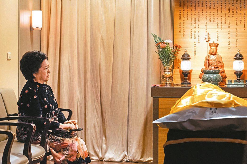 台灣傳統社會性別觀念,養出眾多「孤味」情節。圖/威視電影提供