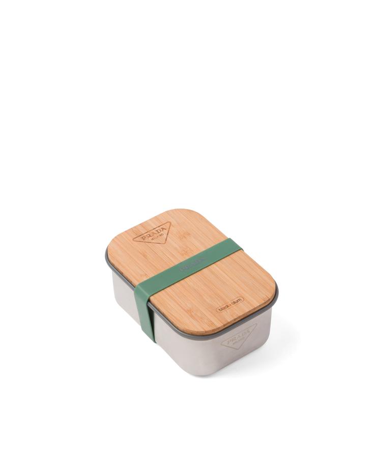 與Black + Blum聯名的三明治盒,3,700元。圖/PRADA提供