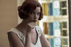 「后翼棄兵」女主角自認長得怪、不漂亮 拒看大銀幕?