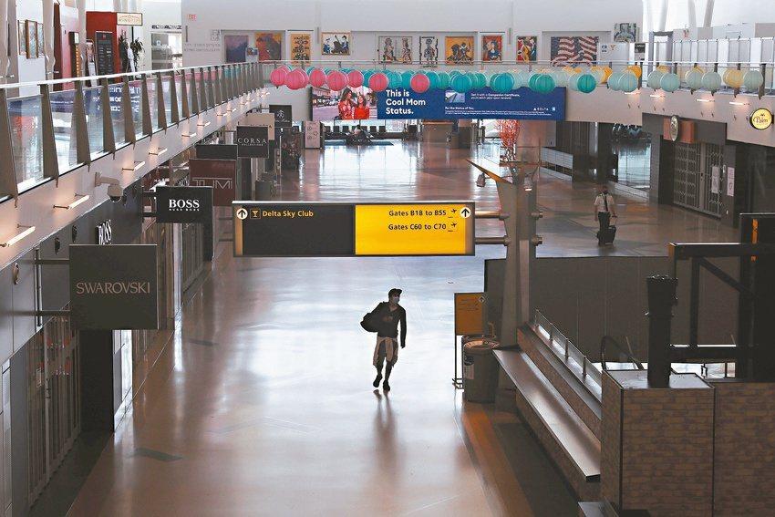 新冠肺炎疫情正在改變商務旅遊市場版圖。(路透)