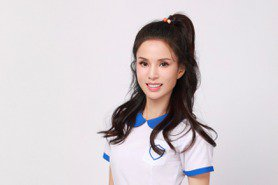 「最美小龍女」李若彤穿回高中制服 曝光17歲嫩照