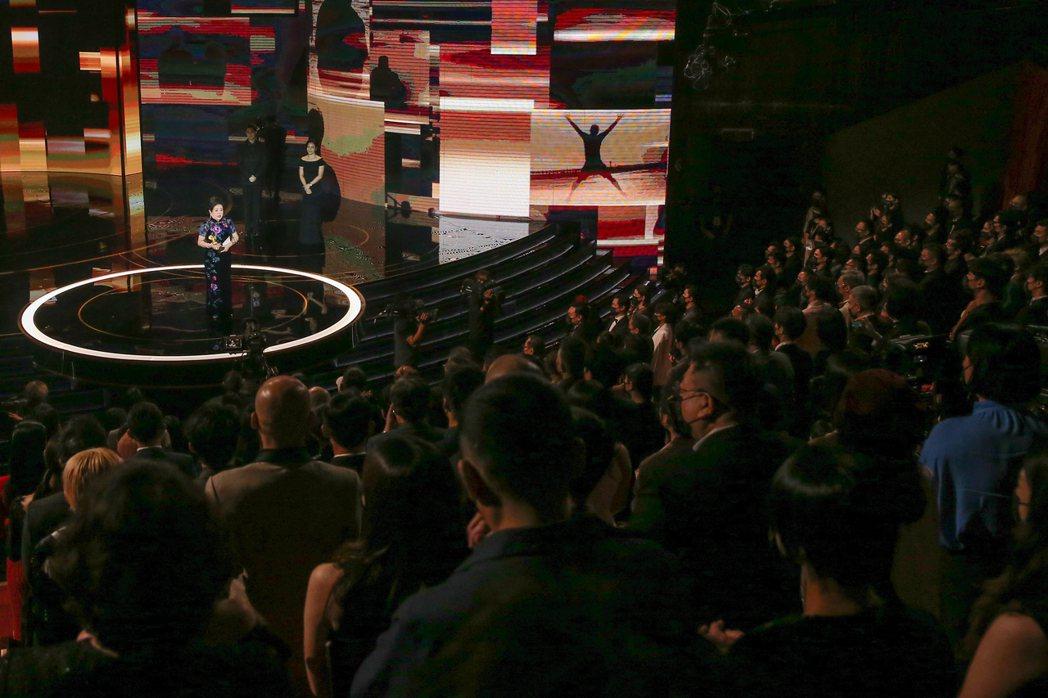 陳淑芳憑藉《孤味》、《親愛的房客》兩部電影,包攬「最佳女主角」、「最佳女配角」兩項大獎。 圖/聯合報系資料照