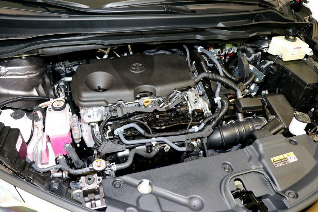 新世代 Dynamic Force 2.5L HYBRID引擎,最高馬力可達24...
