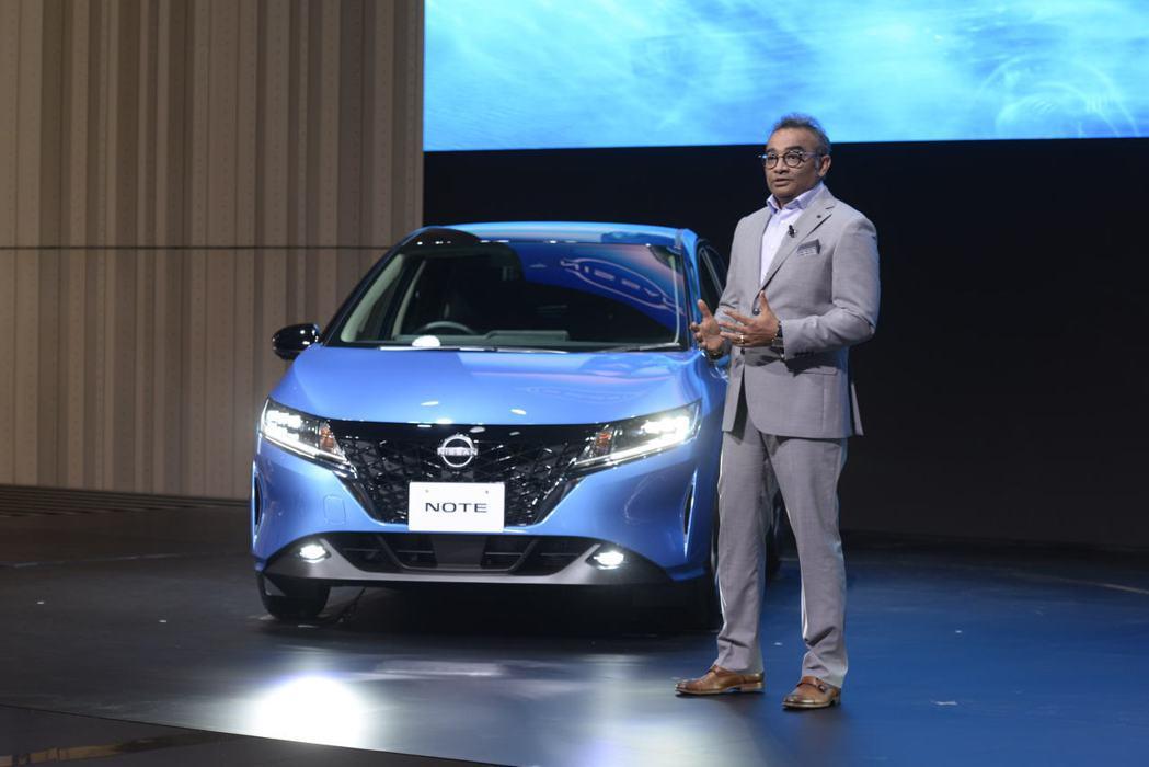 第三代Nissan Note於12/23將正式販售。 圖/Nissan提供