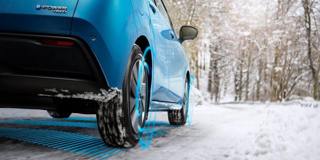 Nissan Note於12月將會發表4WD版本。 圖/Nissan提供