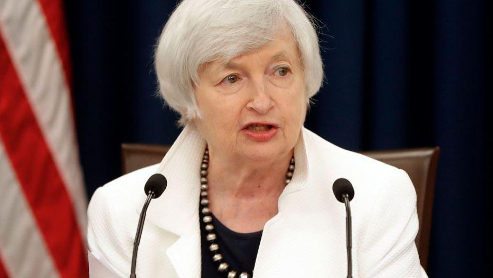 彭博資訊與華爾街日報等媒體都報導,美國總統當選人拜登已選定Fed前主席葉倫出任新...