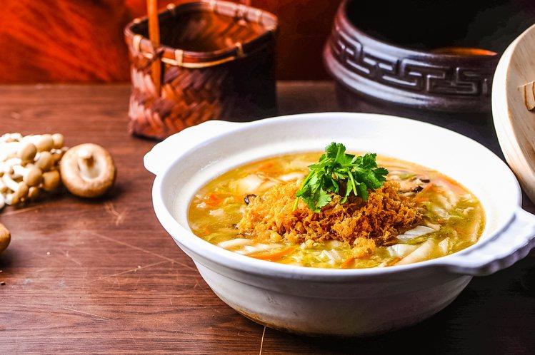 傳統台灣味的「蘭陽西魯肉」。圖/大地酒店提供