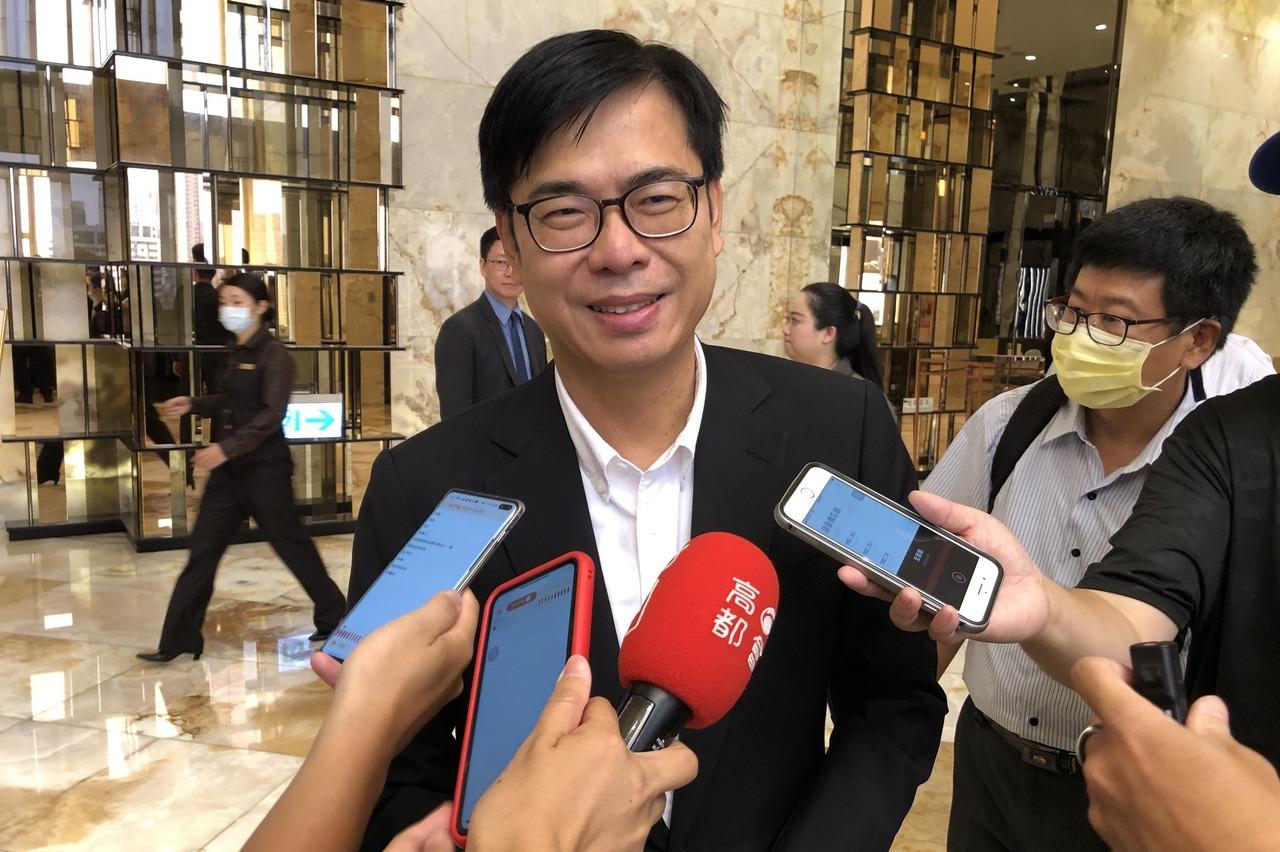 陳其邁上任將滿100天 六成市民肯定施政表現