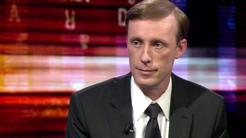 美國總統當選人拜登宣布重要人事,由其核心國安幕僚蘇利文(Jake Sullivan)出任白宮國安顧問,年近44歲的他將成為數十年來最年輕的國安顧問之一。圖/取自BBC