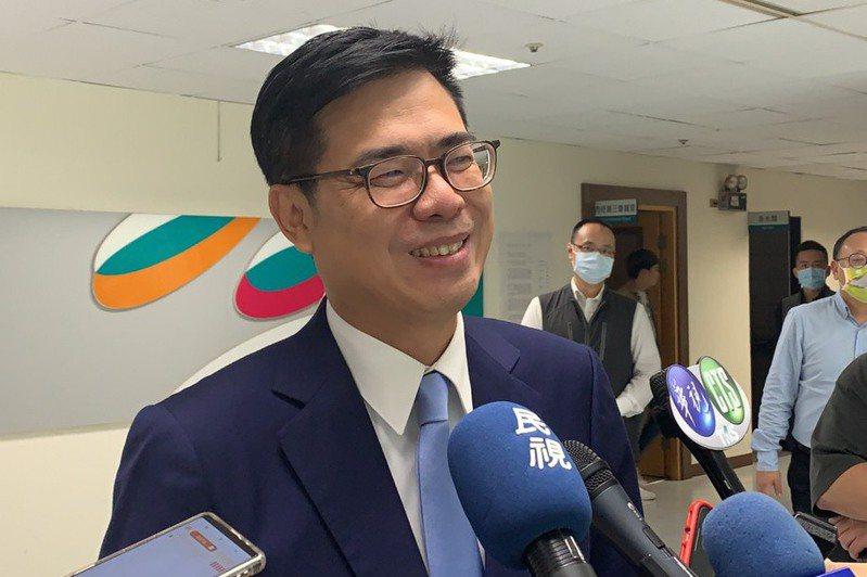 高雄市長陳其邁在六都「最不欣賞」市長中名列第一。圖/聯合報系資料照片