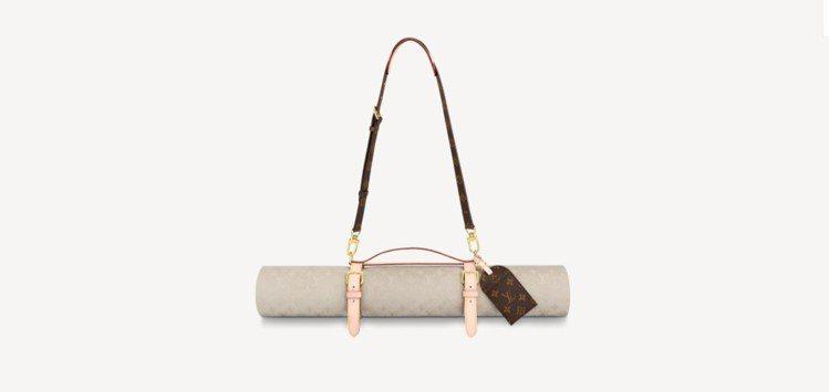 瑜伽墊,75,500元。圖/取自LV官網