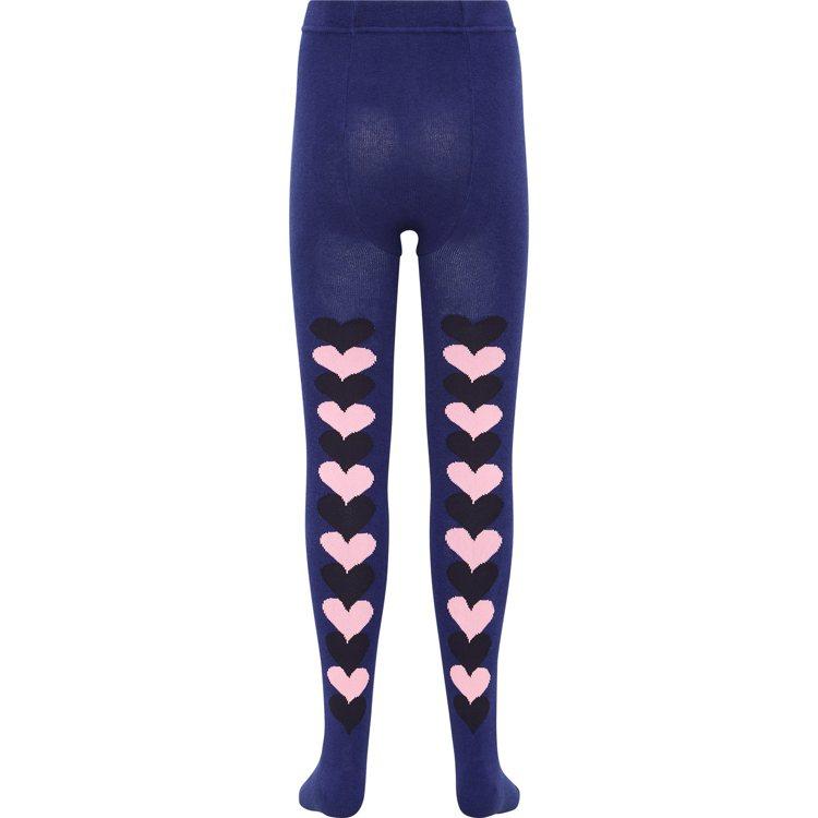 UNIQLO與Marimekko聯名系列女童針織褲襪390元。圖/UNIQLO提...