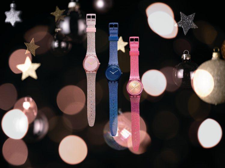 SWATCH Gent系列腕表,皆為2,350元。圖/SWATCH提供