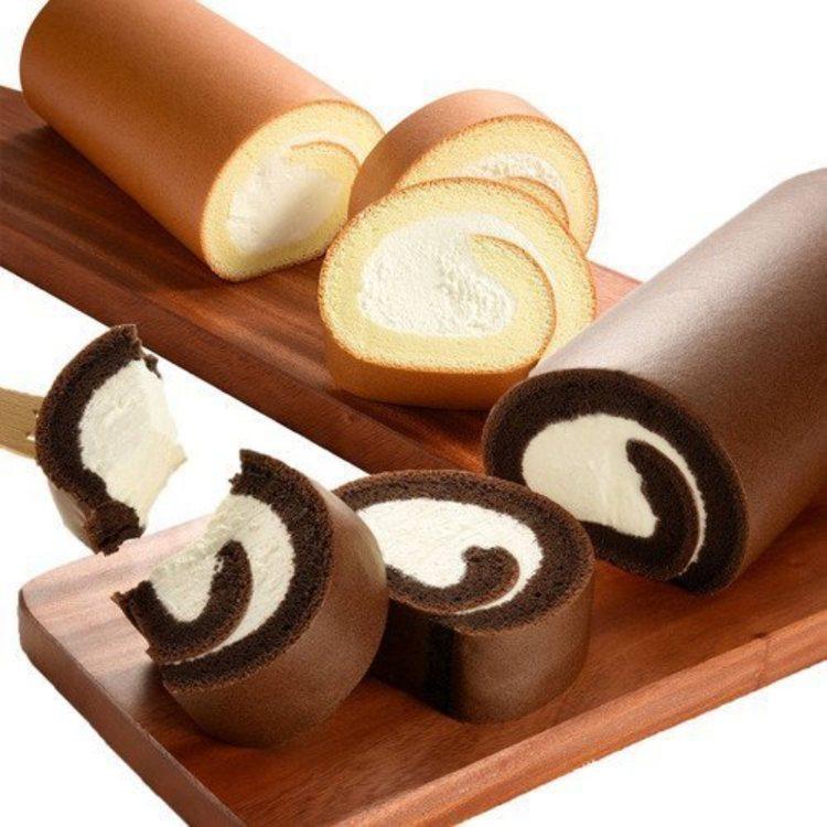 亞尼克菓子生乳捲原味及巧克力口味,ihergo愛合購即日起至11月29日黑五購物...