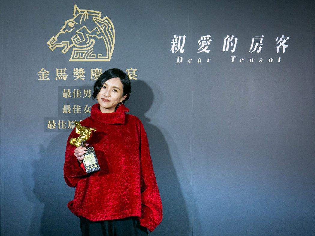 法蘭替「親愛的房客」打造配樂,奪得本屆金馬獎最佳原創電影音樂獎。圖/非常棒、 牽...
