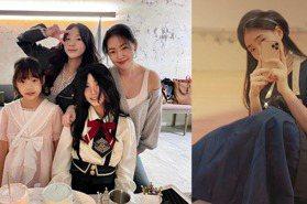 小S二女兒Lily慶13歲生日 文青少女五官精緻被讚「越來越美」