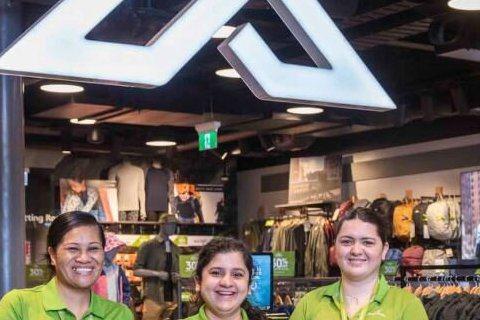 零售門市的環境是相當挑戰的。 圖/Kathmandu Sustainabilit...