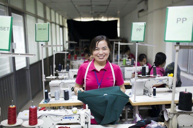 員工可更好地組織日常生活,對自己和自己的能力更有信心。 圖/Kathmandu ...