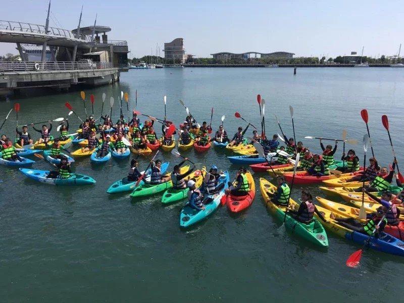 茄萣觀光發展協會將在28日(週六)將舉辦「2020茄萣海洋生態文化節」。 圖/市...