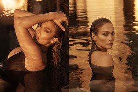 為宣傳拍攝性感全裸照!「翹臀珍」美妝保養品牌即將上線