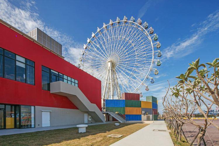 日本三井不動產集團投資開發的Mitsui Outlet Park 台中港宣佈二期...