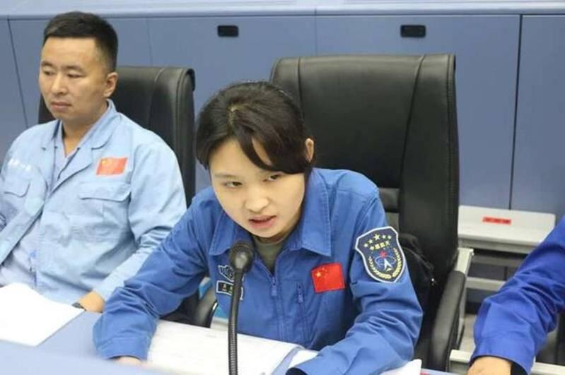 嫦娥五號任務連接器系統指揮員周承鈺。圖/取自中國青年網