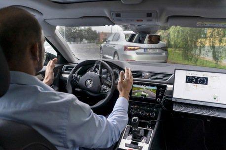 SKODA與教育機構產學合作 邁向自動化駕駛發展