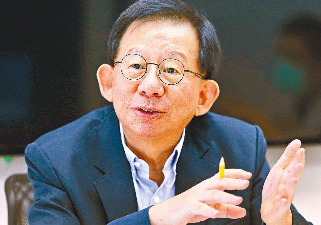 高端疫苗總經理陳燦堅 (本報系資料庫)