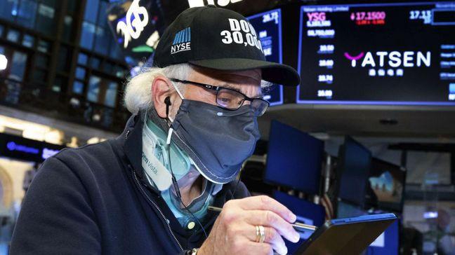 疫苗利多消息頻傳升高投資人對明年經濟強勁復甦的期待,激勵美股道瓊指數24日收盤首...