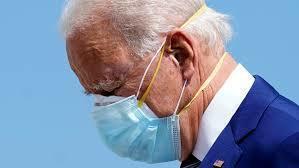 拜登防疫策略包括鼓勵民眾戴口罩,對已經爆發的疫情來說效果仍是未知數(photo by usatoday on google)
