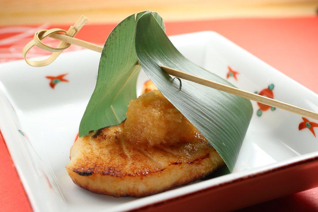 油魚西京燒。記者陳睿中/攝影